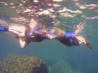 1h 30 minutes snorkeling from Calp Beach