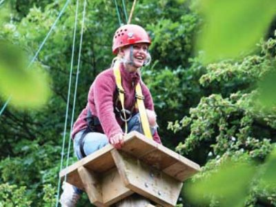 Siblyback Lake Outdoor and Active Centre High Ropes