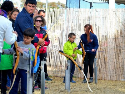 1h Archery in Mojácar