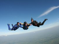 Accelerated freefall with instructors