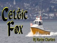 MJ Marine Celtic Fox Charters Fishing Boats