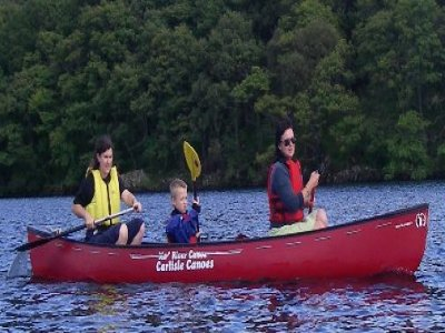 Joint Adventures Canoeing