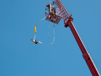 Oxford Stunt Factory Bungee Jumping