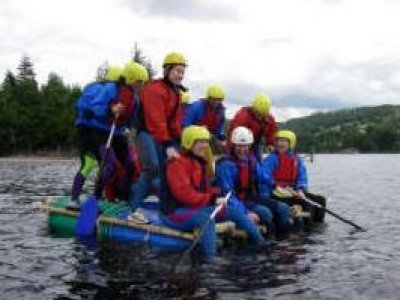 Joint Adventures Rafting