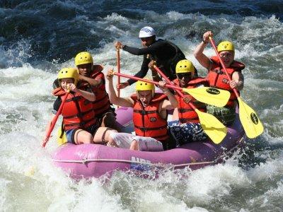 Aguas Tranquilas Rafting