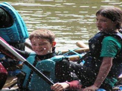 Somerset Adventures Rafting