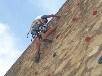 2hr climbing session in Albacete