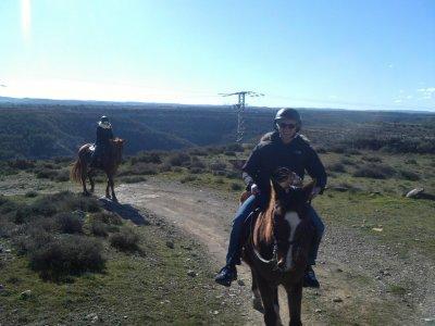 90min Horse Ride in the Valle del Júcar