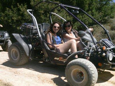 Buggies tour 1h 30 min in Valle del Júcar
