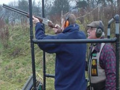 Yorkshire 4x4 Clay Pigeon Shooting