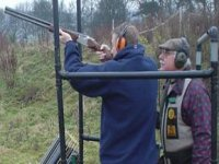 Clay shooting