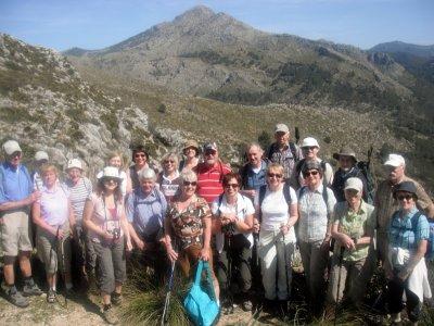 Advanced Level Trekking Route in Mallorca