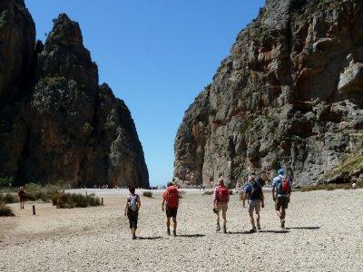 Canyoning in Torrente de Pareis + Photos