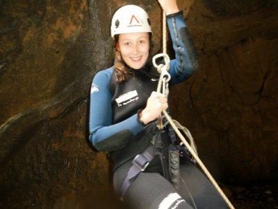 Canyoning level II in Mallorca+photos