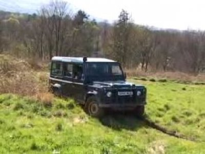 Absolutely Scotland 4x4 Routes