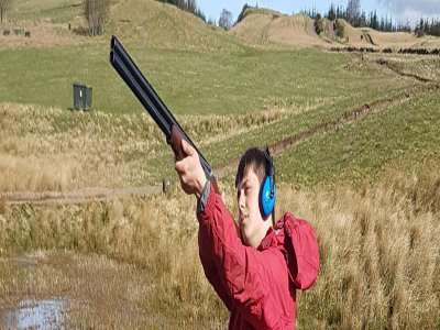 Absolutely Scotland Clay Pigeon Shooting