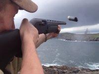 Semi auto shotgun