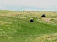 Quads on hills