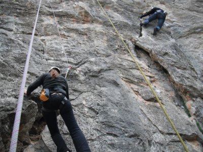 Sport climbing in mallorca with pictures for 1 day