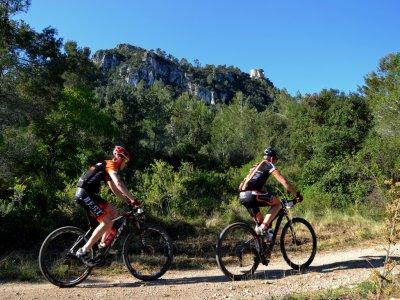 BTT route 4 hours Mallorca