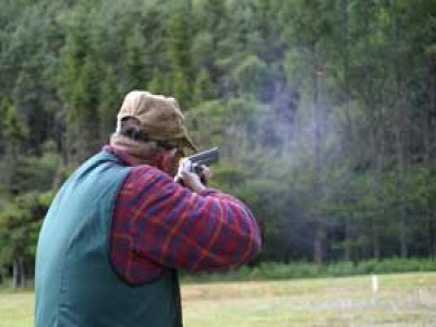 Ayrshire Corporate Events Clay Pigeon Shooting
