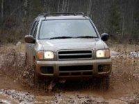 Mud splashes