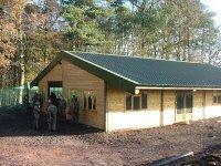 Hideout hut