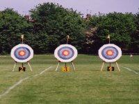 Archery is fun.