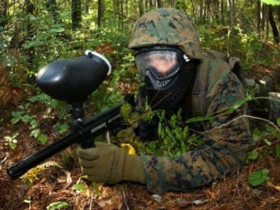 Knowsley Adventure Centre Paintball