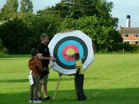 Join an Archery club.