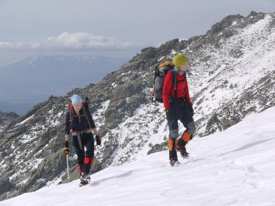 Mountain Climbing Course L1 Sierra de Guadarrama