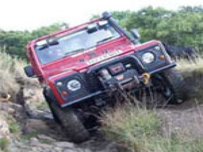 Fury Events 4x4 Routes