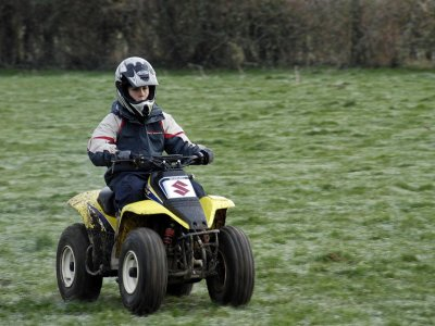 Perthshire Offroad Driving Centre