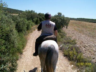 Horse ride Sierra de Guara all-inlcuded