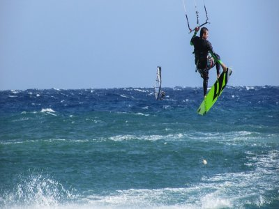 Kiteboarding tuition in Arenales del Sol, 3h