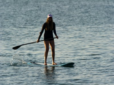 3 hour Paddle Surf course, Arenales del Sol.