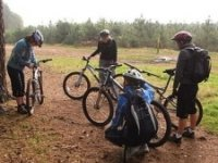 Mountain biking with Get Mountain Biking.