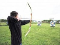 Outdoor range also available
