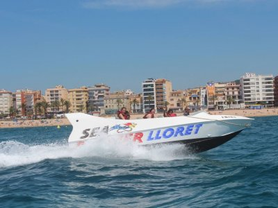 Lloret Water Xtreme Paseos en Barco