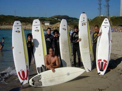 La Coruña Surfing School
