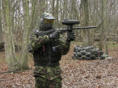 Arrasate Paintball