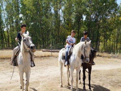 Romantic outing horse ride + quad Cuenca