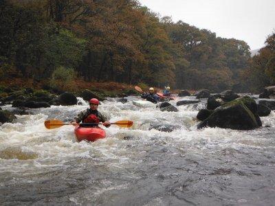 Cardiff International White Water Kayaking