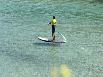 4 hour SUP board in Llanes Beach
