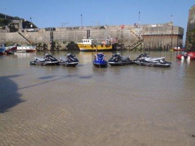 Cornwall Waverunner Safaris Boat Trips