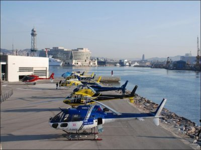 Cathelicopters