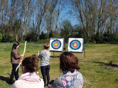 Archery 1h 30 min in Salamanca