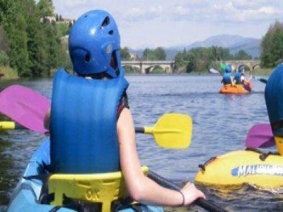 Kayak paddling tutorial 2h Salamanca
