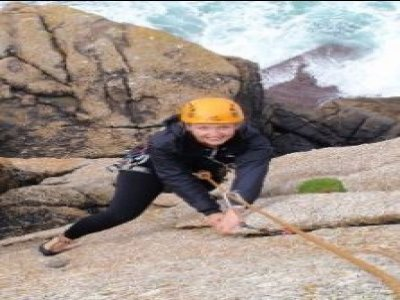 Climbing Cornwall Climbing