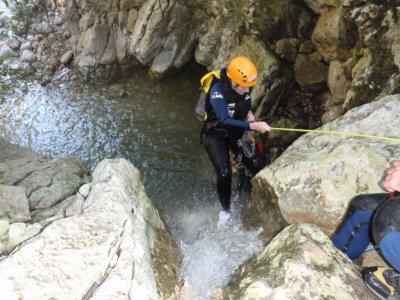 2 Days Canyoning Course, Tramontona